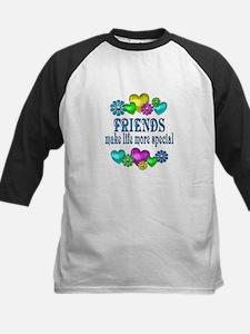 Friends More Special Kids Baseball Jersey