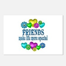 Friends More Special Postcards (Package of 8)
