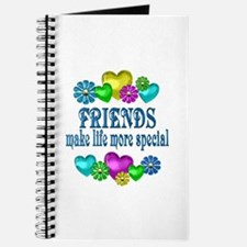Friends More Special Journal