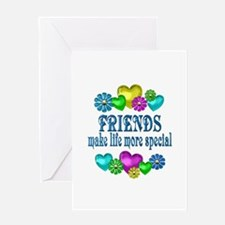 Friends More Special Greeting Card