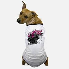 Oilfield Wife Oil Mix Dog T-Shirt