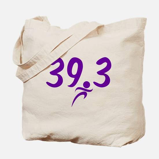 Purple 39.3 Tote Bag