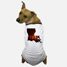 LOUISIANA HOME vintage two Dog T-Shirt