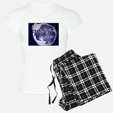 Psychedelic Antarctica Pajamas