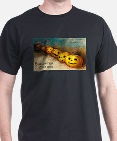 Pumpkin Row T-Shirt