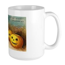 Pumpkin Row Mug