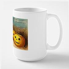 Pumpkin Row Mug