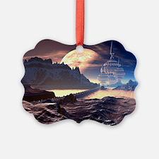 Alien Planet Ornament