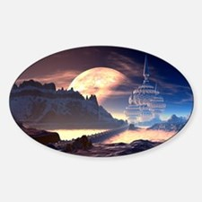 Alien Planet Decal