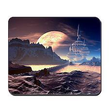 Alien Planet Mousepad