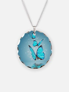 Magic Butterflies Necklace