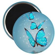 Magic Butterflies Magnet
