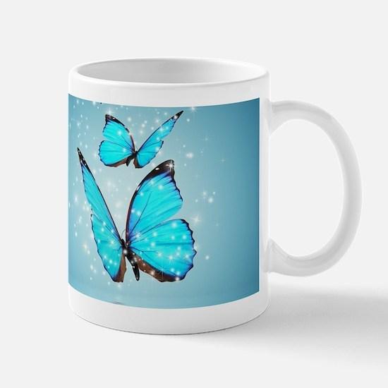 Magic Butterflies Mug