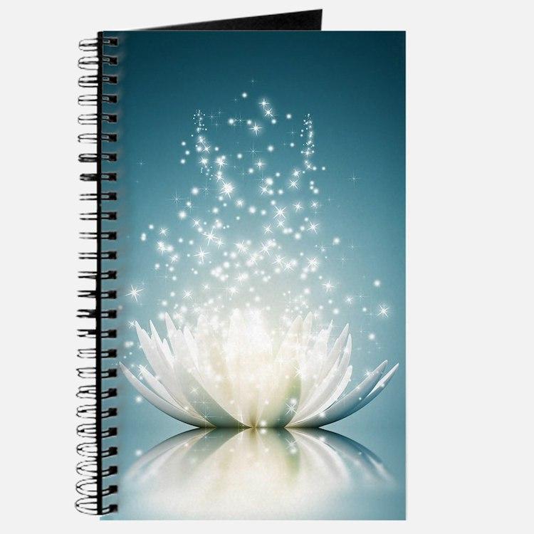 White Lotus Magic Journal