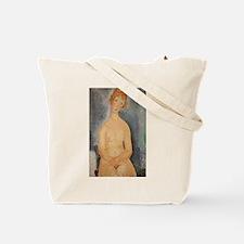 Seated Nude by Modigliani Tote Bag