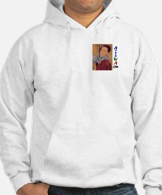 Reclining Nude by Modigliani Hoodie