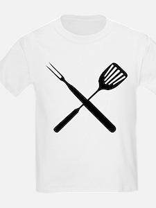 bbq cross T-Shirt