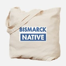 BISMARCK native Tote Bag