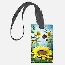 Sunflowers Luggage Tag