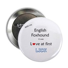 Foxhound Lick Button