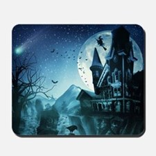 Haunted Mansion Mousepad