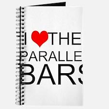 I Love The Parallel Bars Journal