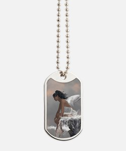 Water Angel Dog Tags