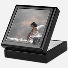 Water Angel Keepsake Box