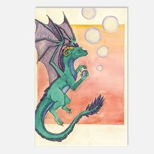 Cool Dragon lovers Postcards (Package of 8)