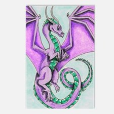 Dragon lovers Postcards (Package of 8)