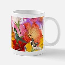 Hibiscus Butterflies Mug