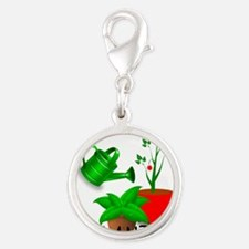 Sometimes I Wet My Plants Charms