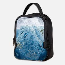 Iceberg Sealife Neoprene Lunch Bag