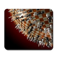 Global Chess Game Mousepad