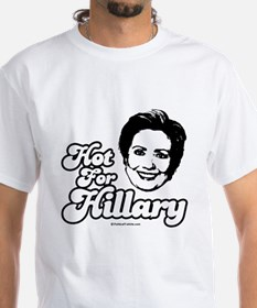 Hot for Hillary Shirt