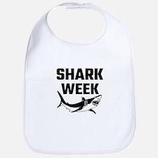 Shark Week Bib