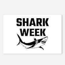Shark Week Postcards (Package of 8)