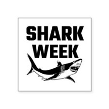 Shark Week Sticker