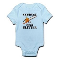 Sawdust Is Man Glitter Body Suit