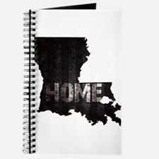 Louisiana Home Black and White Journal