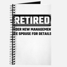 Retired Under New Management See Spouse Fo Journal