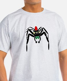 phidippus_no_background.png T-Shirt