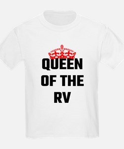 Queen Of The RV T-Shirt