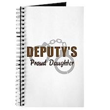 Deputy's Proud Daughter Journal