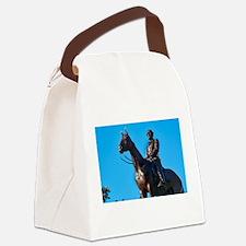 Cute Lee Canvas Lunch Bag