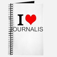 I Love Journalism Journal