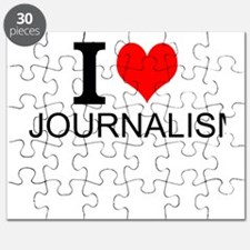 I Love Journalism Puzzle