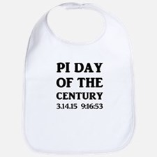 Pi Day Of The Century Bib