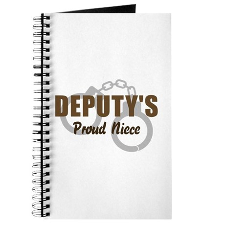 Deputy's Proud Niece Journal