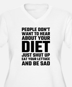 People Don't Want To Hear About Plus Size T-Shirt